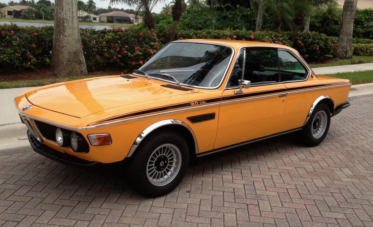 1971 BMW 3.0CSL Lightweight \