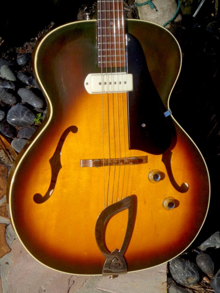 Wesley Hollow Body Guitar Thin Hollow Body Guitars