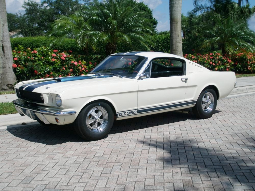 1965 Shelby GT-350 | The Guitar Broker