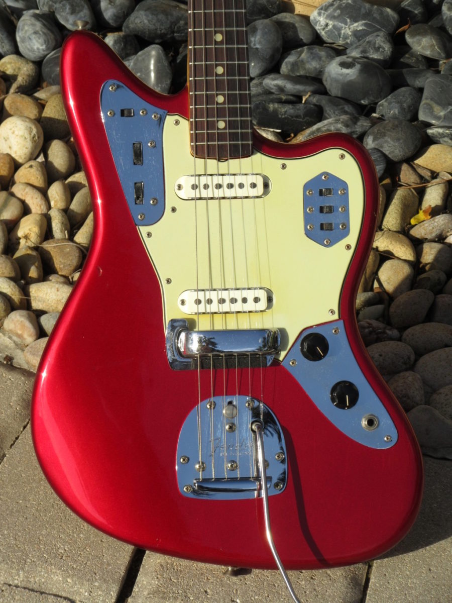 finish stain fender jaguar walnut custom guitars shop img artisan id masterbuilt rosewood fessler greg
